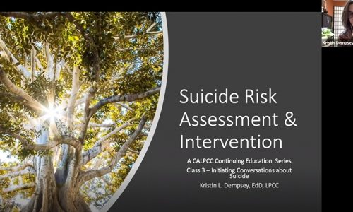 Image: Initiating Conversations About Suicide
